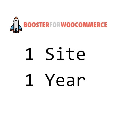 booster Genuine license for sale 1 site 1 year 19.99 USD