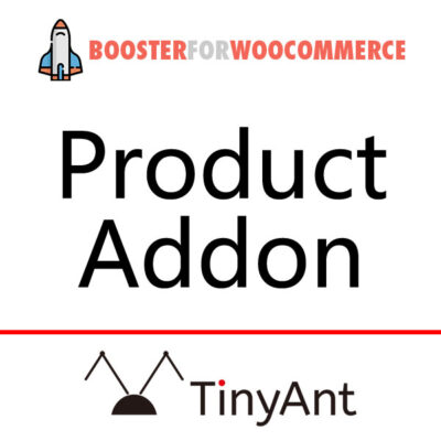 booster plus features - product addon